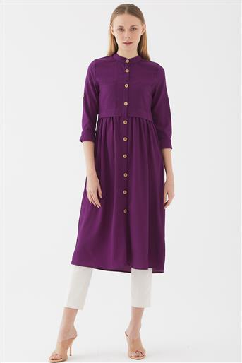 Tunic-Purple UA-1S10047-45