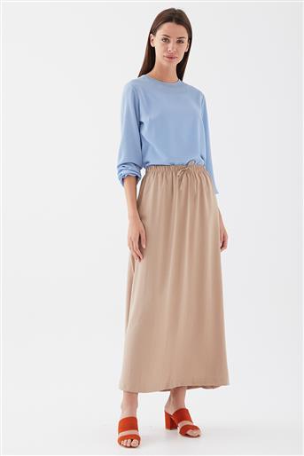 Skirt-Beige 1082639-11