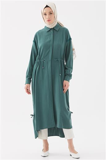 ملابس خارجية-أخضر TK-W1228-57