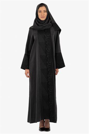 Abaya-Black 1848.FER.359.1-01