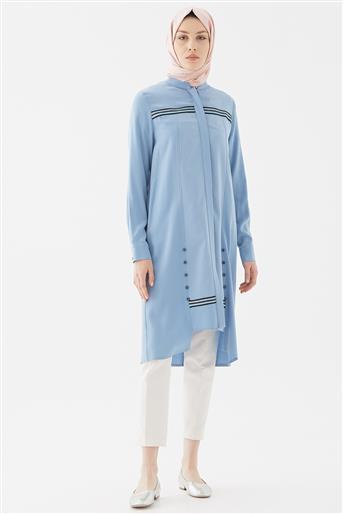 Tunik-Mavi DO-B20-61048-09