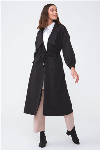 Trenchcoat-Black 2723.TRN.273.1-01