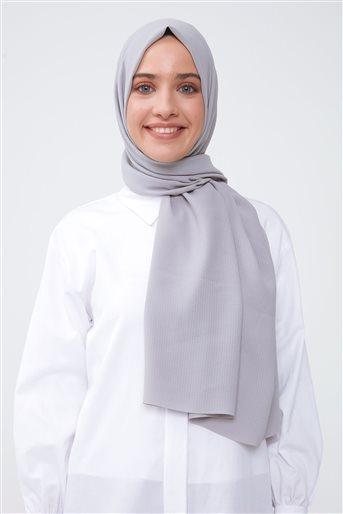 2631.SAL.535.1-04 شال-رمادي