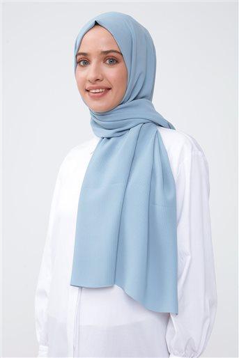 Lazer Kesim Şal-Mavi 2631.SAL.535.1-70