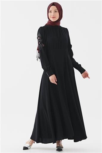 Elbise-Siyah DO-B20-63013-12