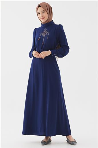 Dress-Night Blue DO-B20-63012-132