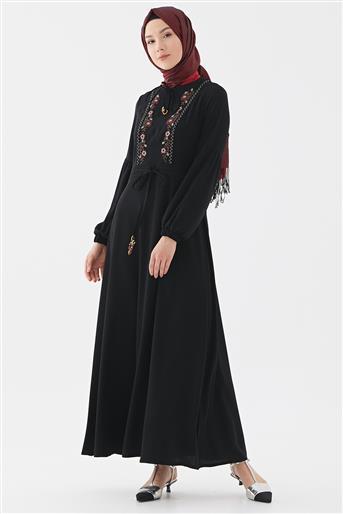 Elbise-Siyah DO-B20-63011-12