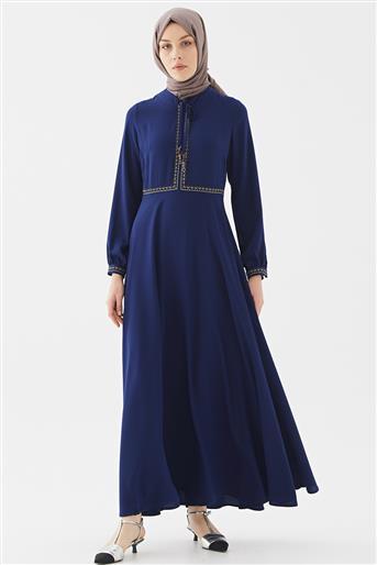 Elbise-Gece Mavisi DO-B20-63023-132