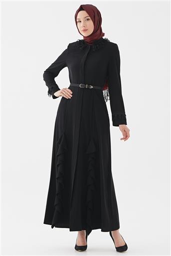 Abaya-Black 720YFRC64016-01