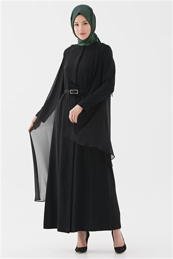 Abaya-Black 720YABA60010-01