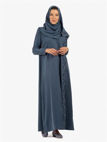 Abaya-Blue 1845.FER.359.1-70