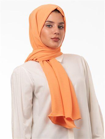2145.SAL.255.1-37 شال-برتقالي