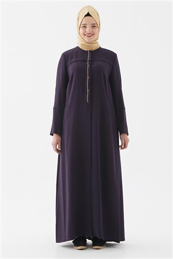 Topcoat-Purple 719YPRD70033-28