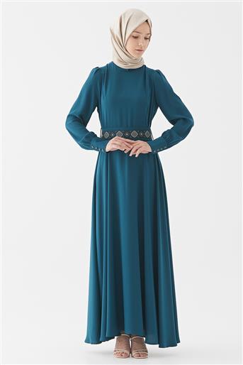 Elbise-P. Yeşili DO-B20-63026-128