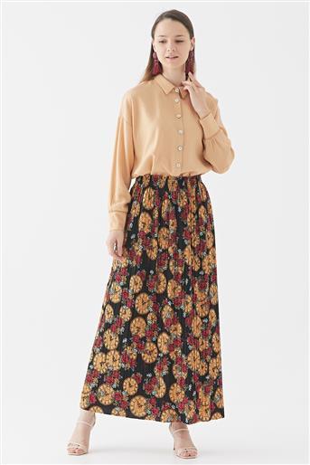 Skirt-Black 1060047-01