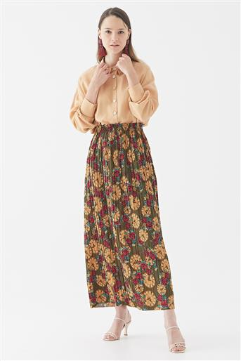 Skirt-Green 1060047-21
