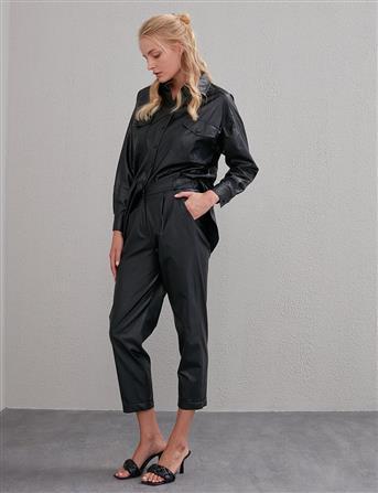 Pantolon-Siyah KA-A20-19120-12