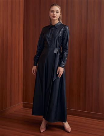 Elbise-Siyah KA-A20-23110-12