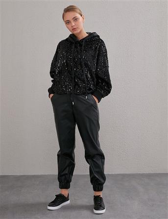 Pantolon-Siyah KA-A20-19115-12