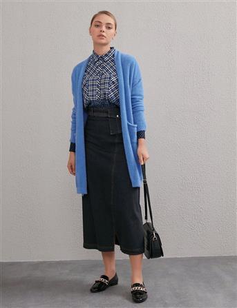 Skirt-Black Kyr-KY-A20-72003-12