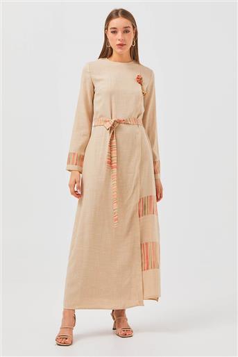 Elbise-Kiremit S21Y13002-019