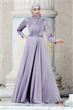 Nurbanu Kural Evening Dress-Besra-20114-Lilac-49