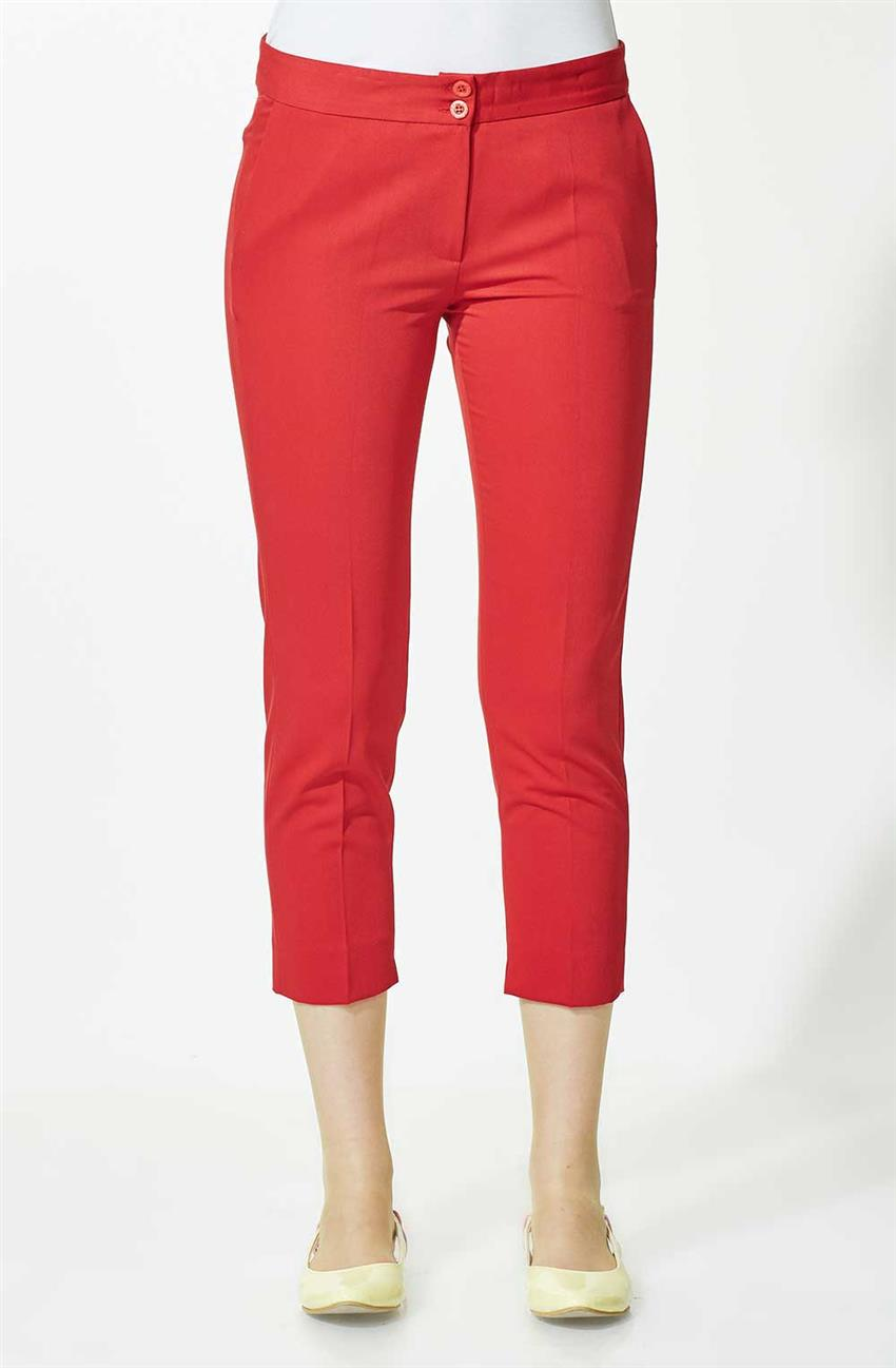 Bilekte Pants-Red 1682-34 - 7