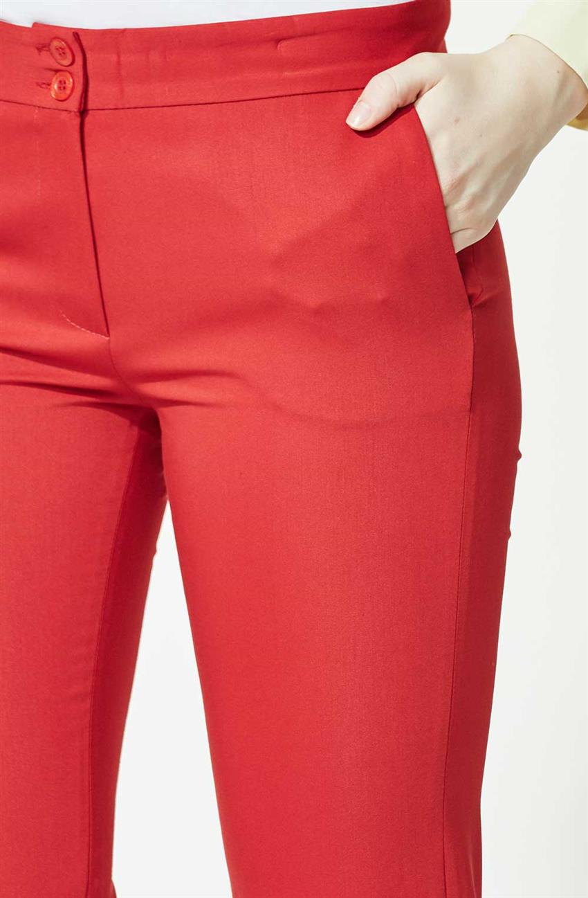 Bilekte Pants-Red 1682-34 - 9