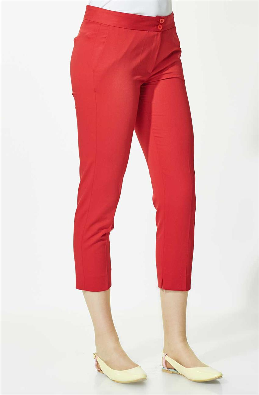 Bilekte Pants-Red 1682-34 - 12