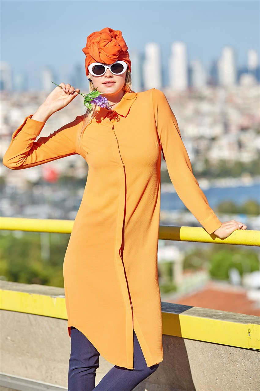 Tunik-Orange BL4731-78 - 9