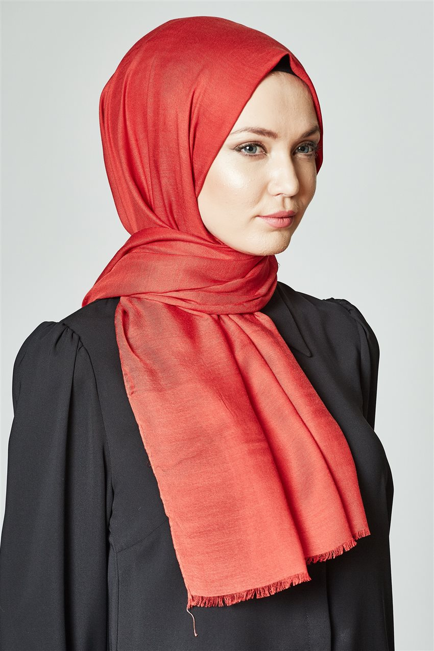 Kayra Cotton Silk Shawl KA-A8-SAL20-67 - 10