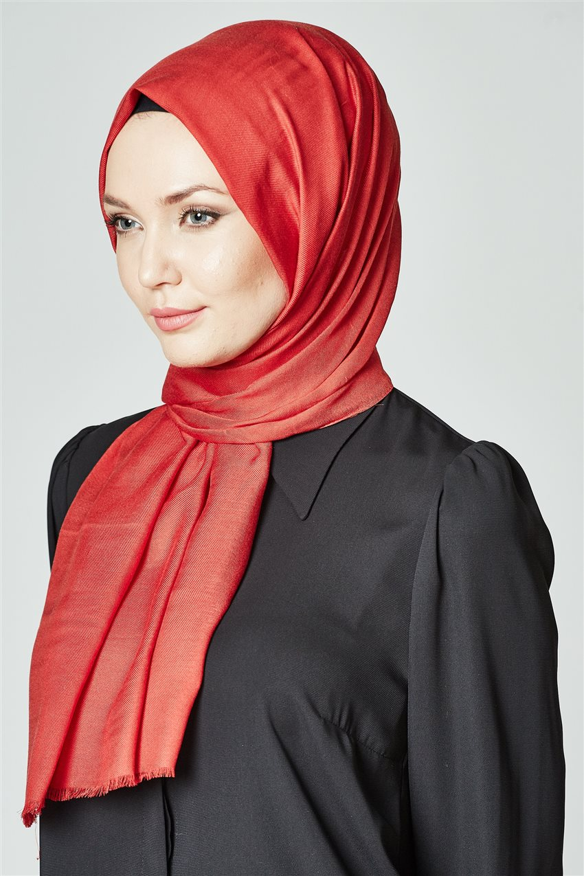 Kayra Cotton Silk Shawl KA-A8-SAL20-67 - 7