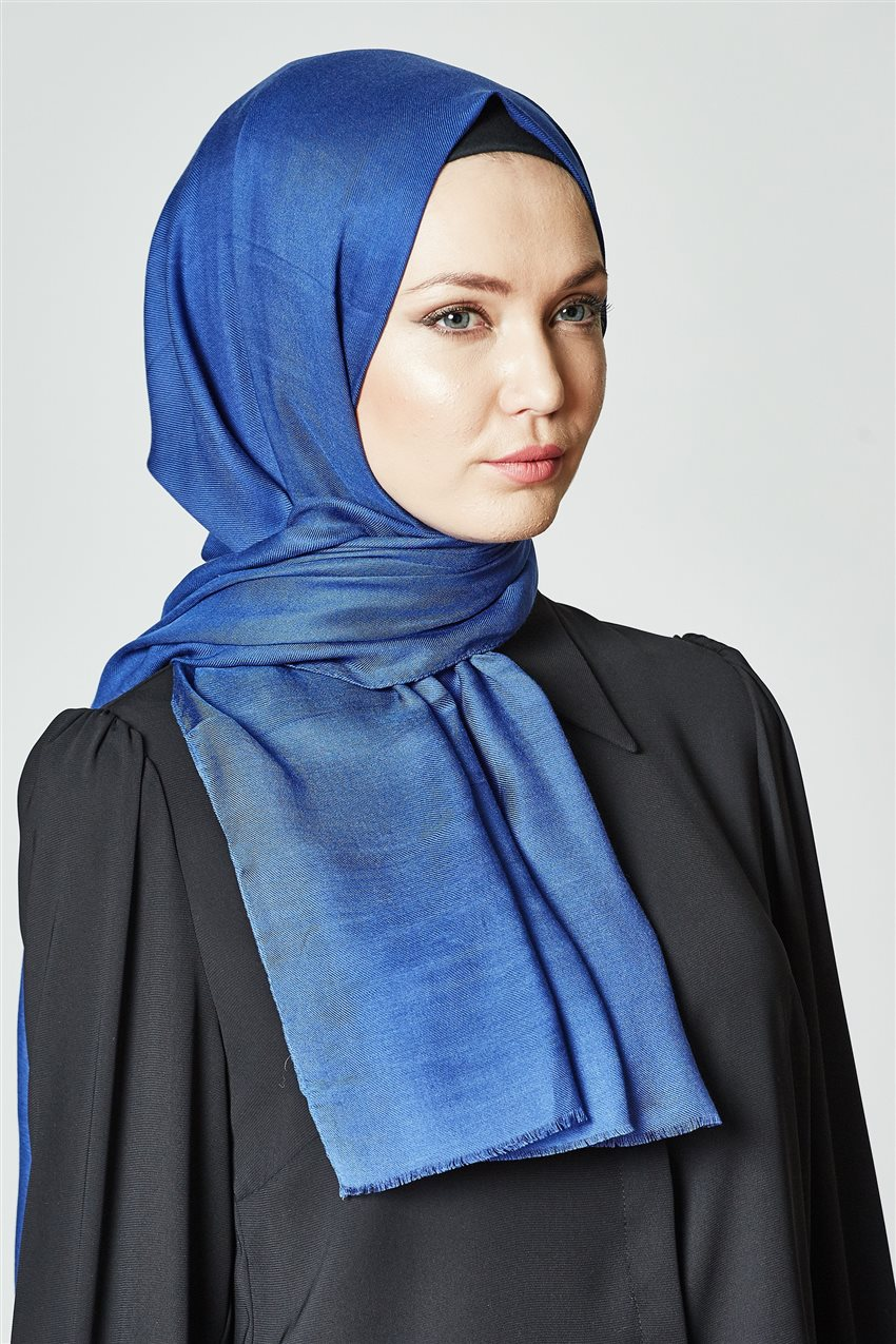 Kayra Cotton Silk Shawl KA-A8-SAL20-74 - 10