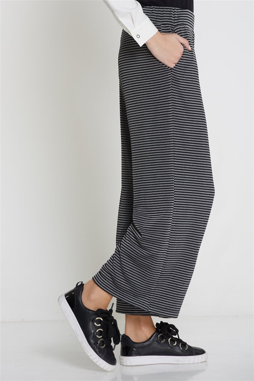 Kyr Pants-Black KY-B9-79036-12 - 10