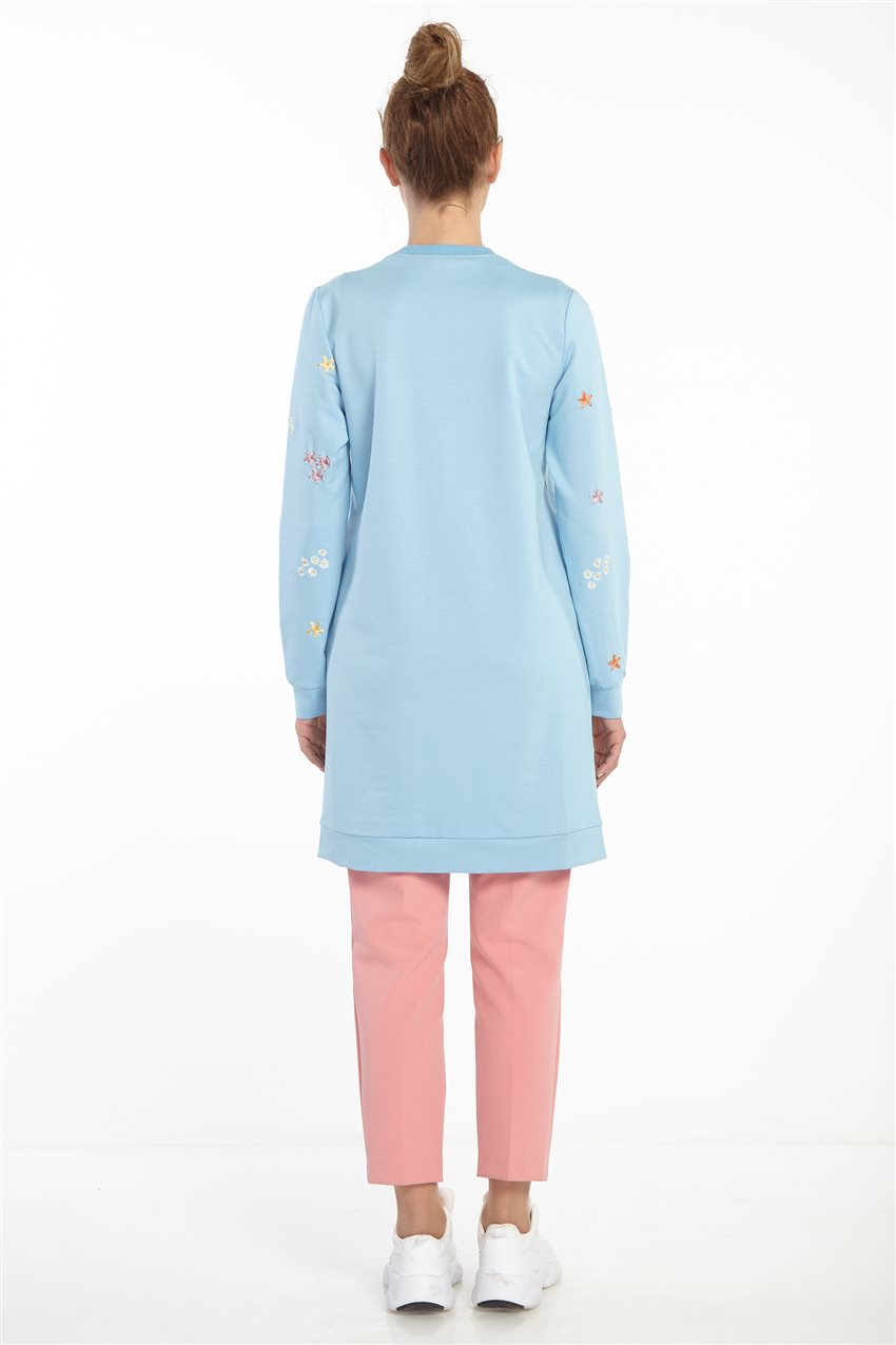 Sweatshirt-Blue 19Y-MM21.0142-70 - 12