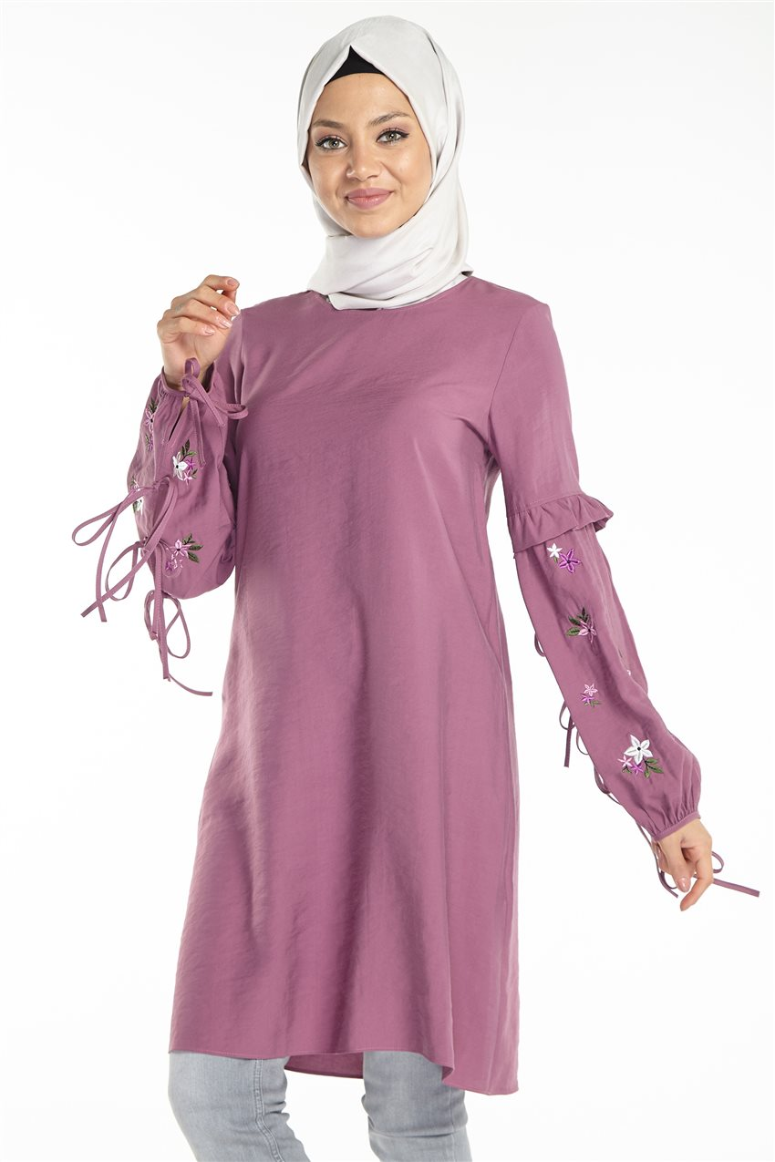 Tunic-Dried rose 20050-53 - 7