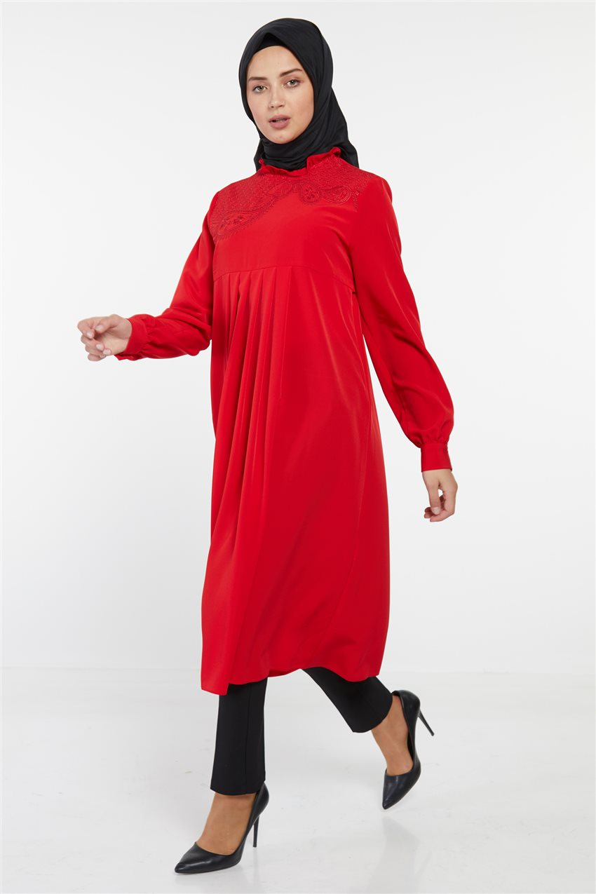 Tunic-Red DO-B9-61137-19 - 11