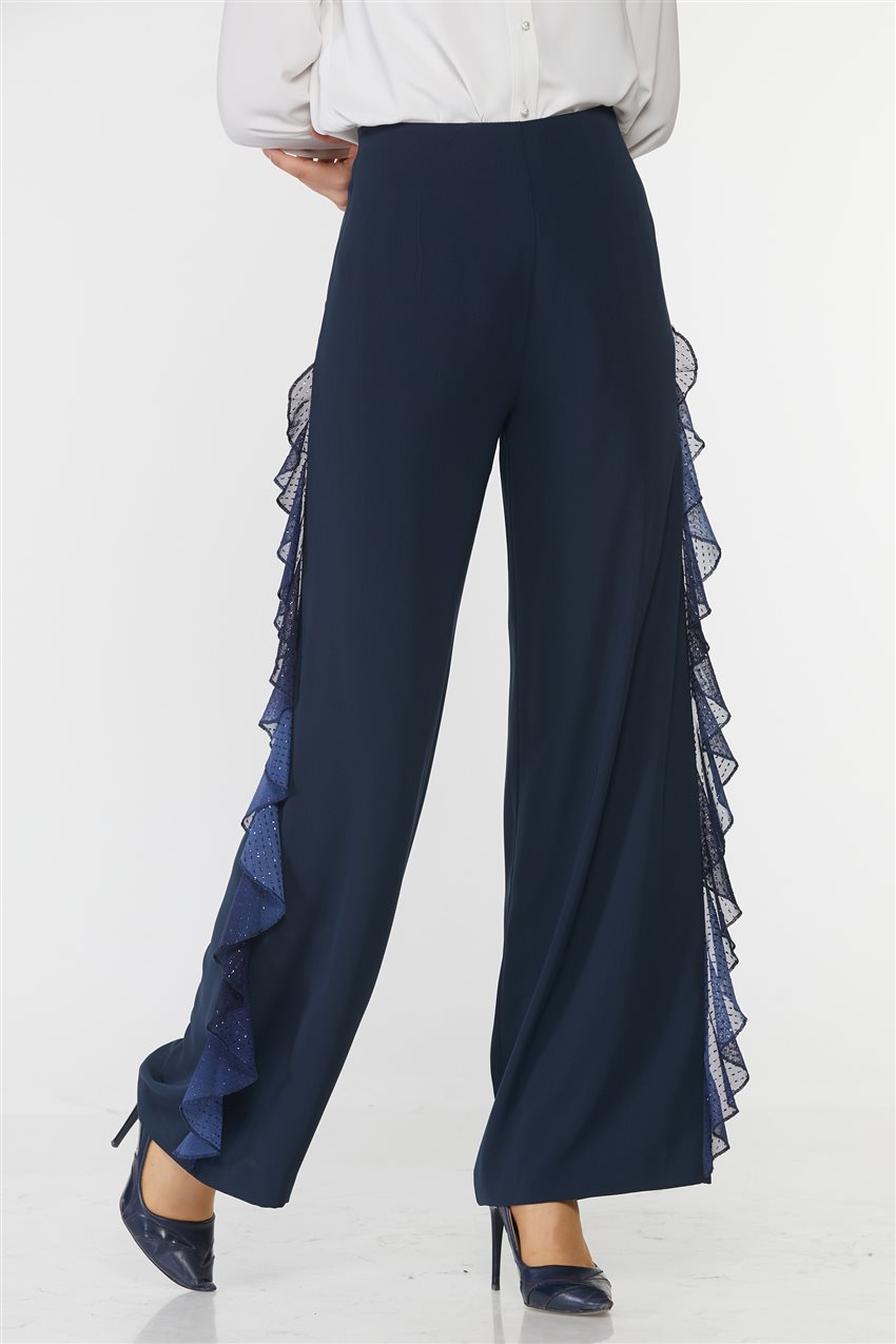 Kyr Pants-Navy Blue KY-B9-79017-11 - 5