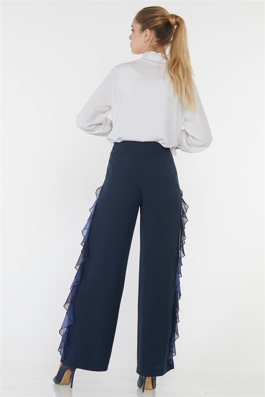 Kyr Pants-Navy Blue KY-B9-79017-11 - 8