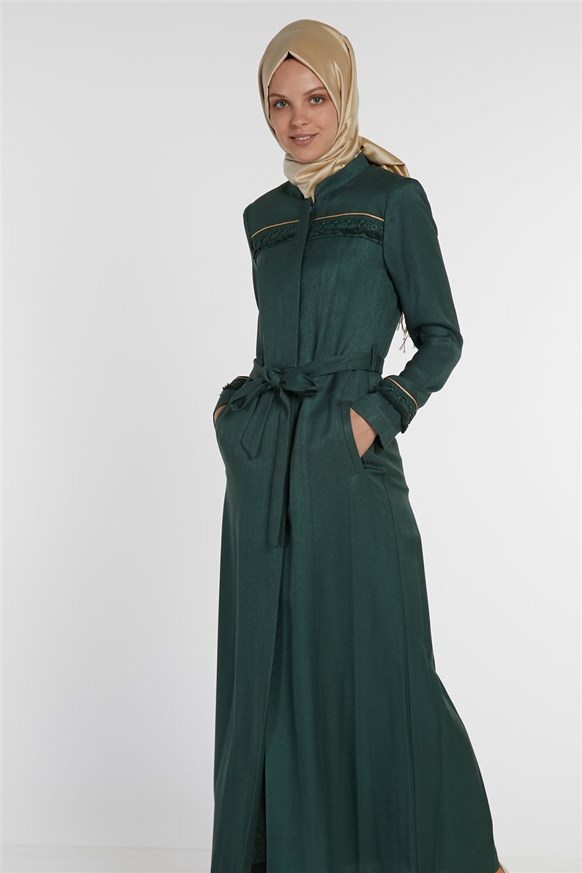 Topcoat-Green DO-B8-55284-25 - 5