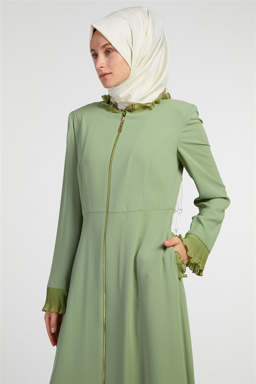 Topcoat-Green KA-B9-15094-25 - 6