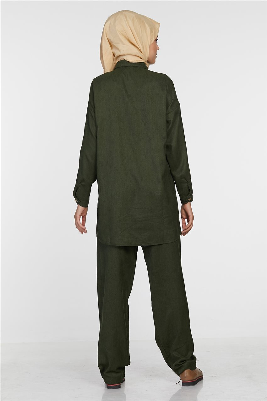 Suit-Green PL-520-25 - 8