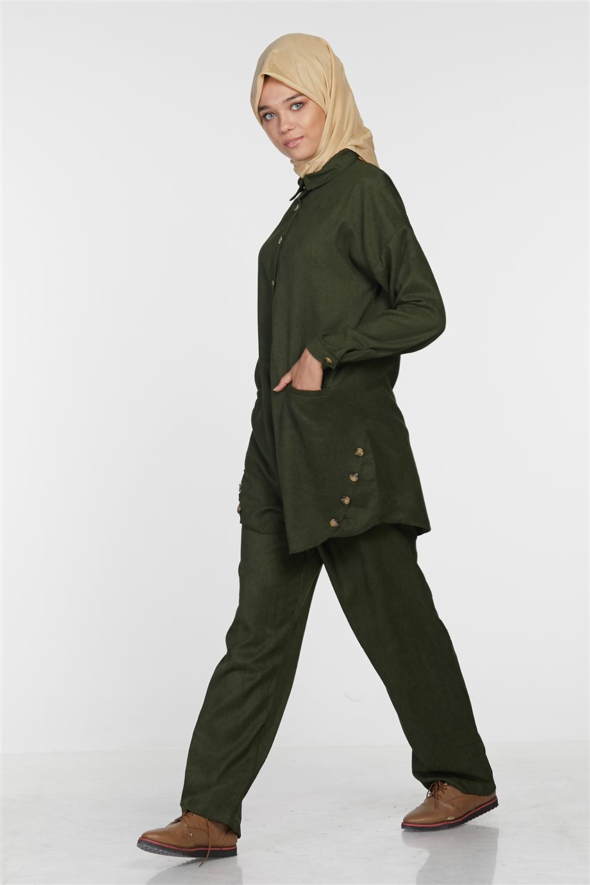 Suit-Green PL-520-25 - 5