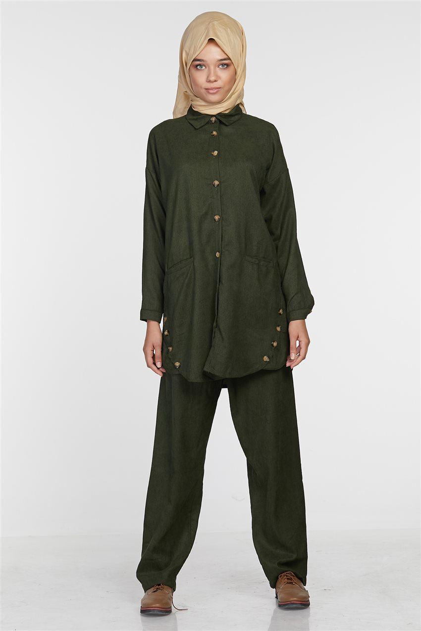 Suit-Green PL-520-25 - 6
