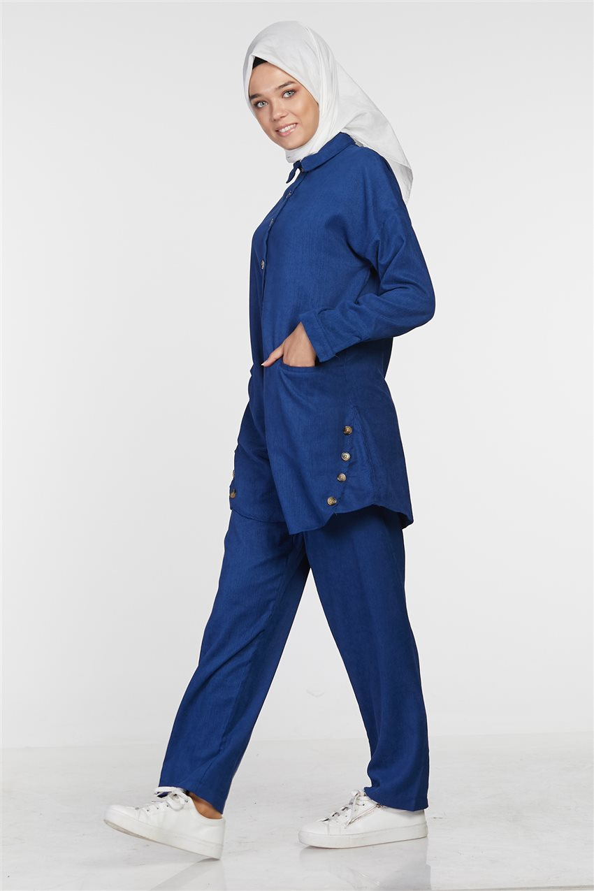 Suit-Blue PL-520-09 - 6