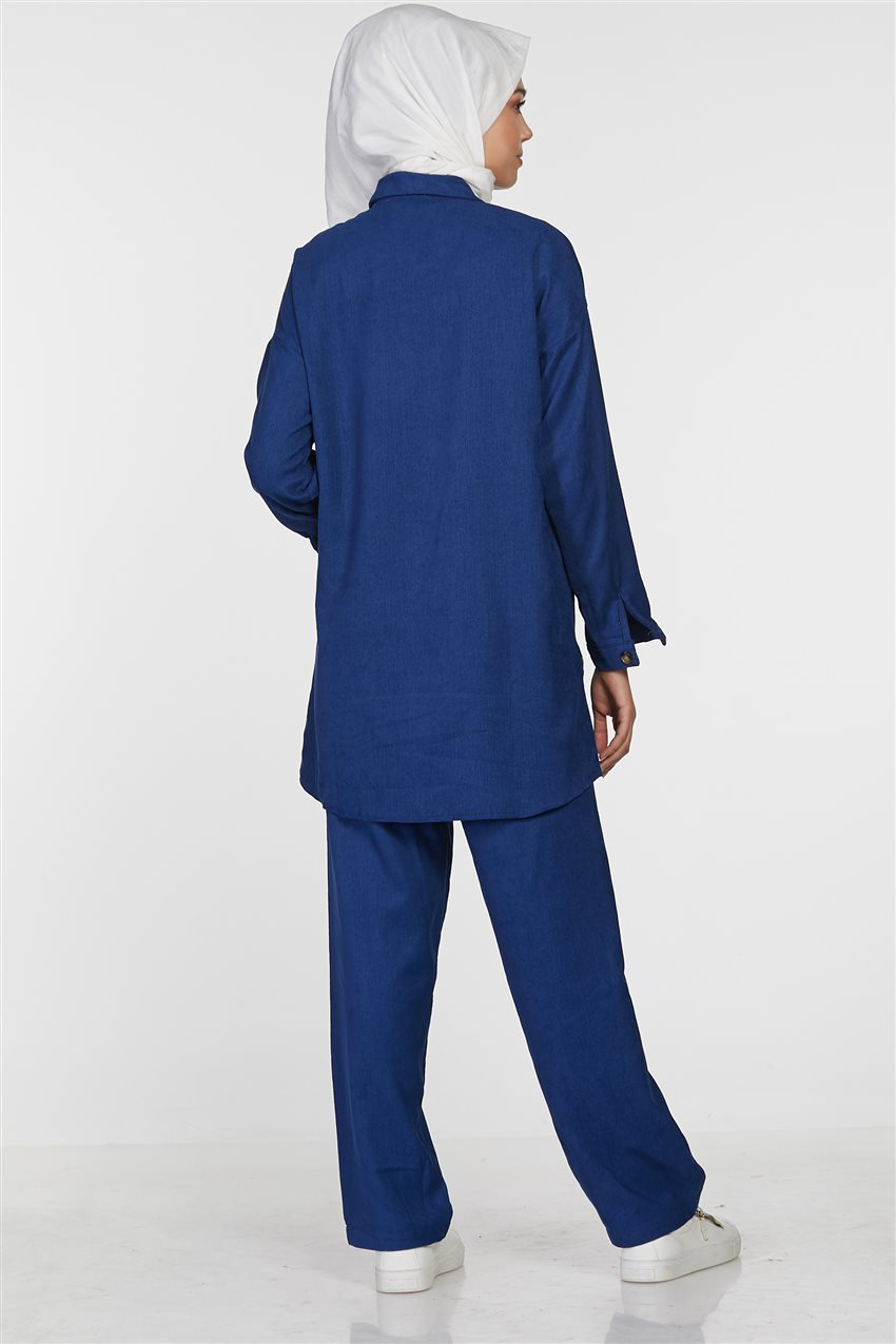 Suit-Blue PL-520-09 - 8