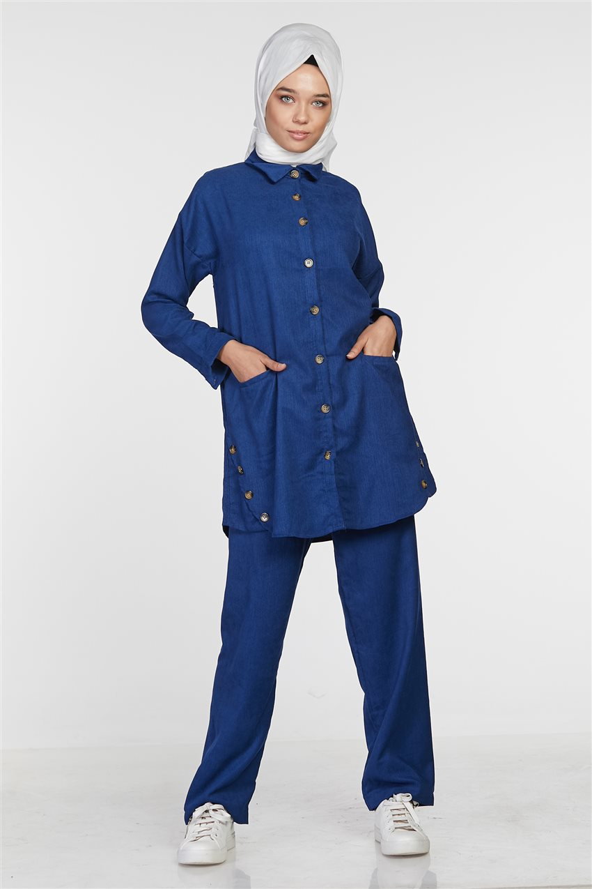 Suit-Blue PL-520-09 - 5