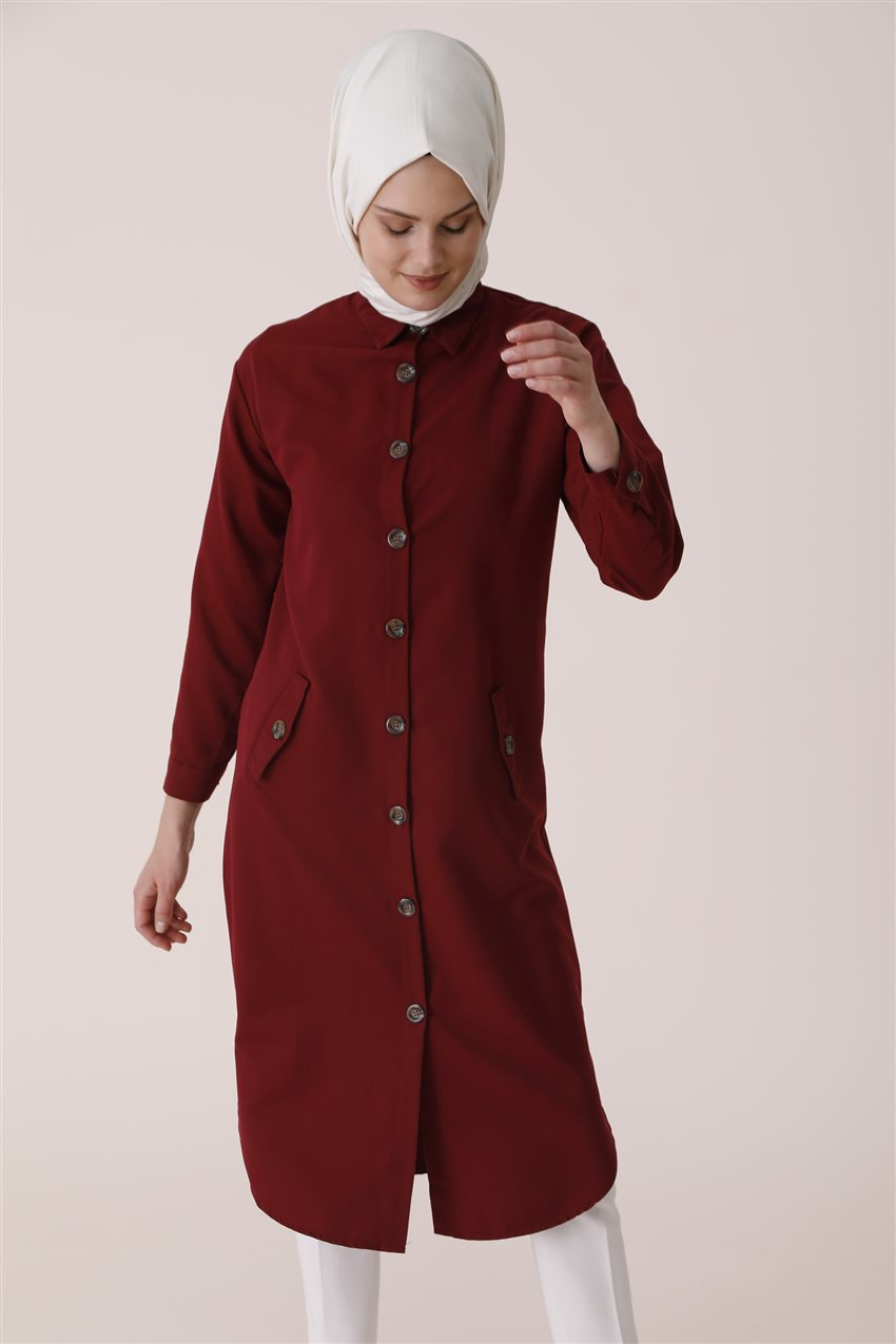 Tunic-Claret Red PL-541-67 - 6