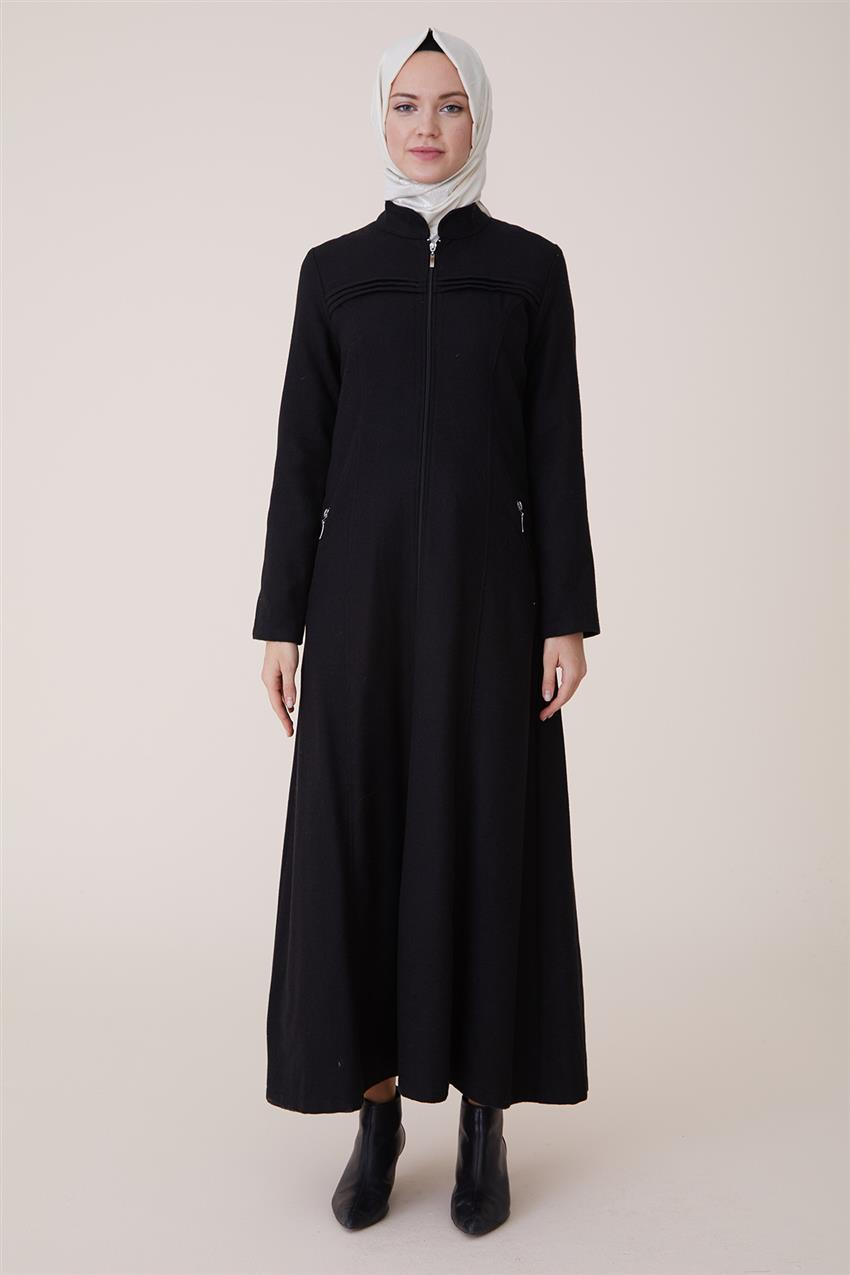 Coat-Black UB-9W61294-01 - 7