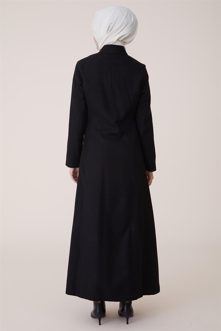 Coat-Black UB-9W61294-01 - 12